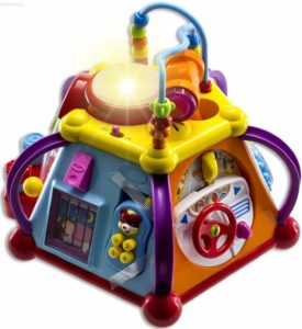 Baby Toy Musical Activity Cube
