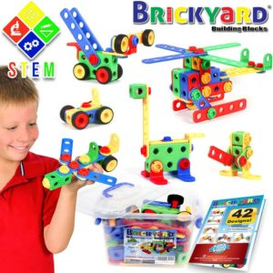 Building Block Stem Toy Kit
