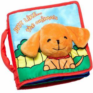Cloth Book Baby Soft Books