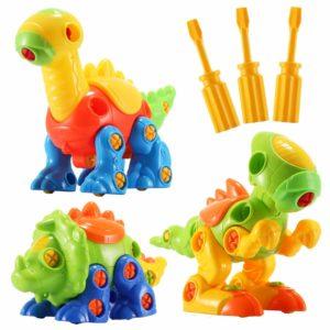 Dinosaur Toys STEM Building Toys