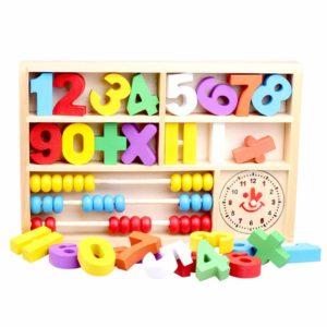 Douyye Wooden Toys Figures