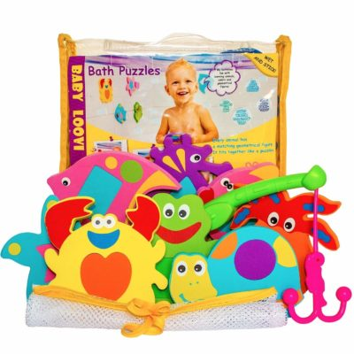 Educational Bath Toys Boys Girls