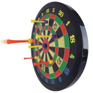 Kids Magnetic dart board