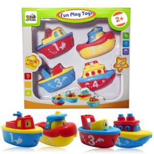 Magnet Boat Set for Toddlers
