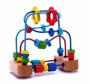 Maze Activity Cube for Baby