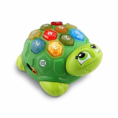This is an image of Melody the musical turtle for kids.