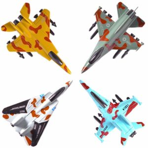 Metal Die Cast Airplanes