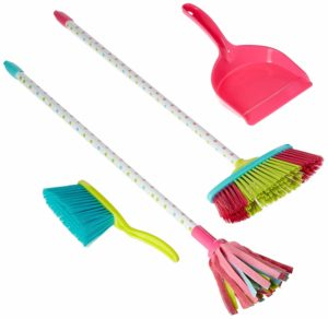 Pretend Play Kids Cleaning Set