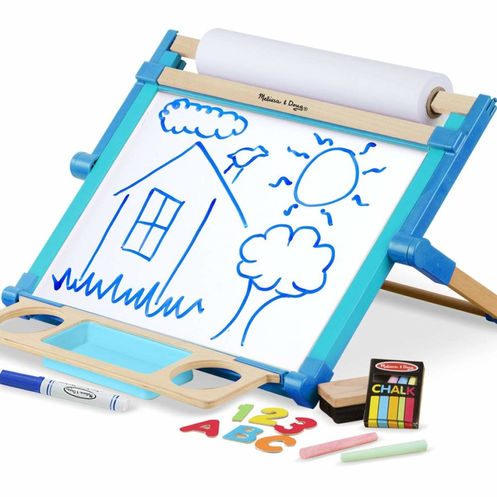 Best Art Easel For 2, 3, 4 Year Olds