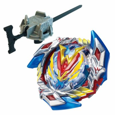 This is an image of a Winning Valkyrie beyblade.