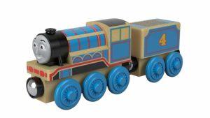 Wood Toy Train, Gordon