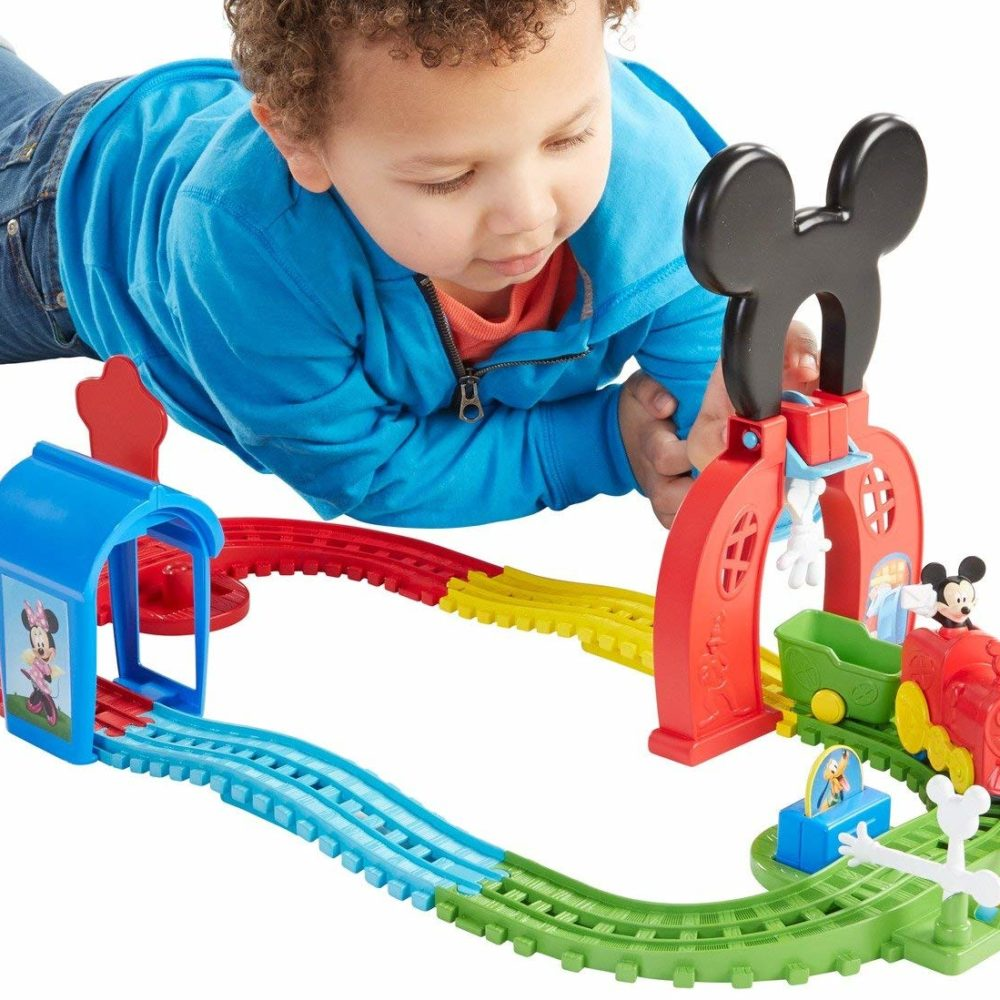 Best Toy Train Set For 2 Year Old