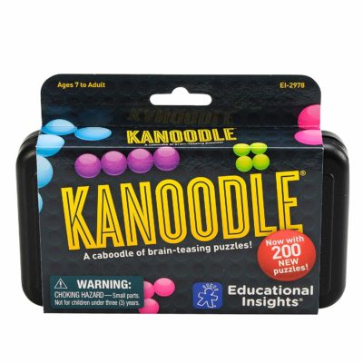 This is an image of a Kanoodle game for kids.