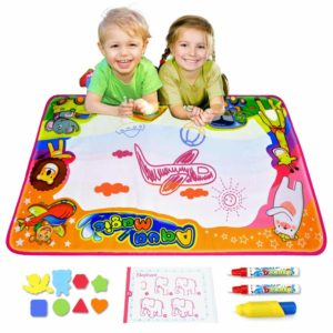 Magic Mat Kids Toys Water Doodle Drawing Pad