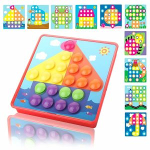 Pegboard Puzzles Early Learning