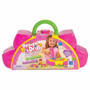 Preschool Drill Toy, STEM for Girls