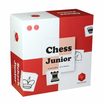 This is an image of a Chess Jr. set for kids.