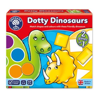 This is an image of a shape and color matching game for kids.