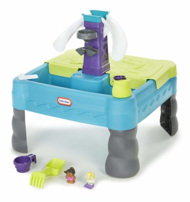 This is an image of a Lagoon water table by Little Tikes for kids.