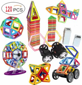 Creative Magnetic Building Blocks Set