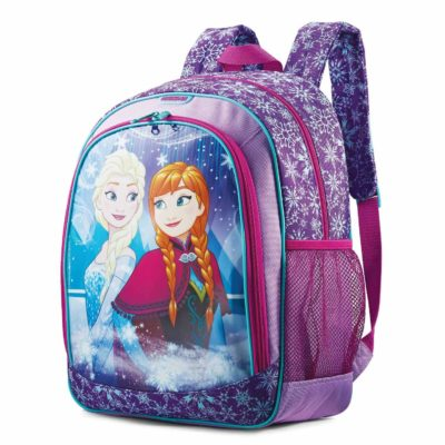 This is an image of a Disney Frozen Backpack by American Tourister.
