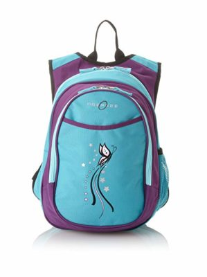 This is an image of an all in one butterfly backpack by Obersee.