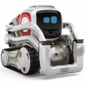 This is an image of Cozmo a real life robot.