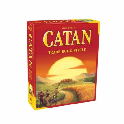 This is an image of a Catan board game designed for kids.
