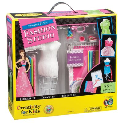 This is an image of a fashion designed kit for kids.