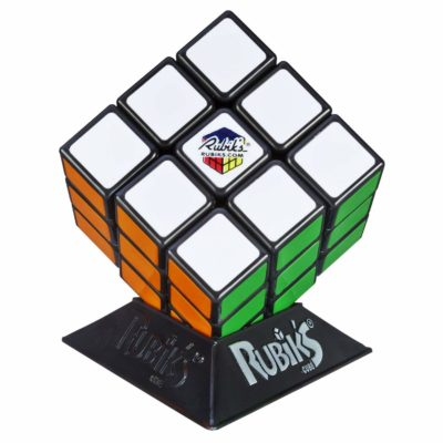 This is an image of a rubik's cube puzzle game.