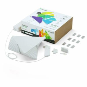 This is an image of a nanoleaf smarter kit.