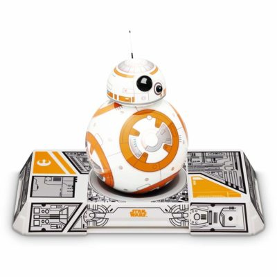 This is an image of a Sphero BB 8 with trainer designed for kids.