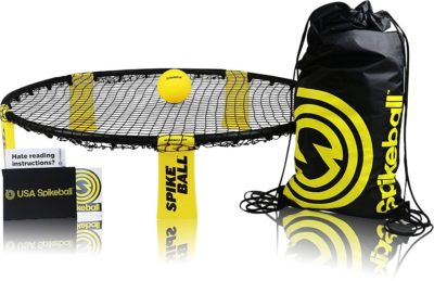 This is an image of a Spikeball 3 set.