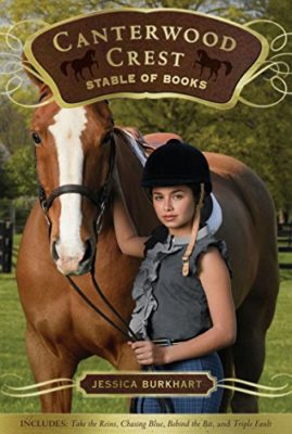 This is an image of a Canterwood Crest Stable of Book for kids.