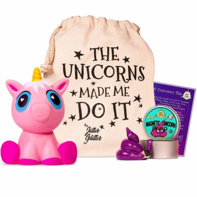 This is an image of a magnetic unicorn kit.