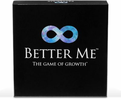 This is an image of a self growth game called Better Me.