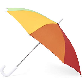 This is an image of a rainbow kid's umbrella by FCTRY.