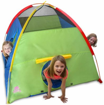 This is an image of a play tent for kids by Kiddey.