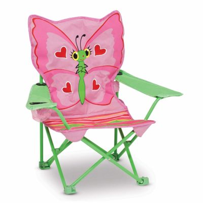 This is an image of a Bella Butterfly outdoor chair.