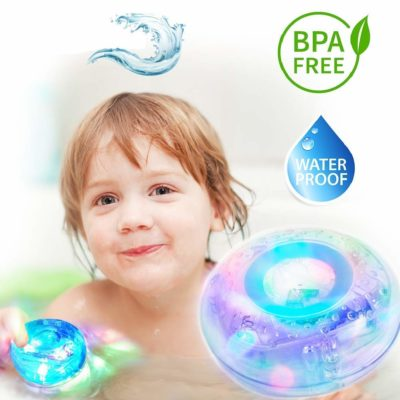 This is an image of a waterproof floating toy by MorganProducts.