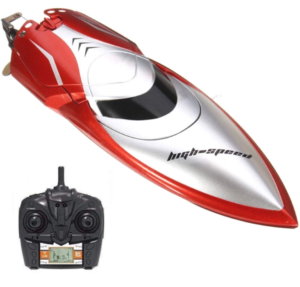 this is an image of a high speed haktoys boat