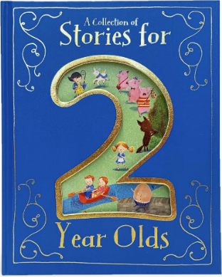 This is an image of boy's book named Collection of stories