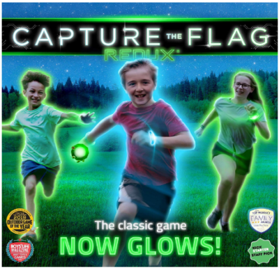This is an image of boy's capture the flag