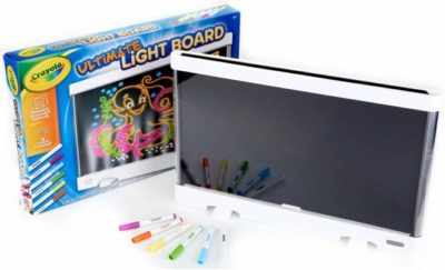 This is an image of a drawing tablet for kids by Crayola.