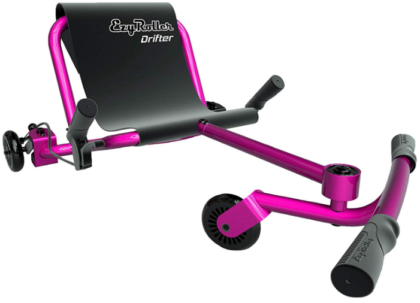 This is an image of girl's drifter bike in pink color