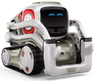 This is an image of kid's Cosmo robot in white color