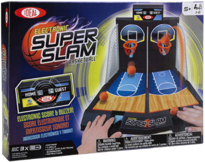 This is an image of kid's Electronic super slam basketball