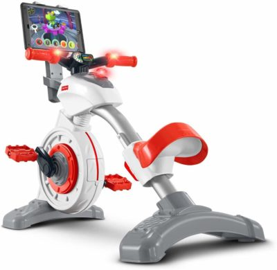 This is an image of a 3 way smart cycle for kids by Fisher Price.