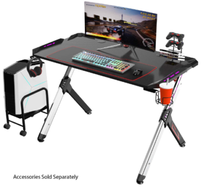 This is an image of boy's Gaming desk