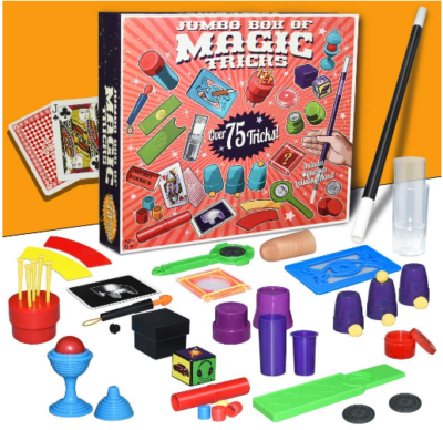 This is an image of kid's magic kit